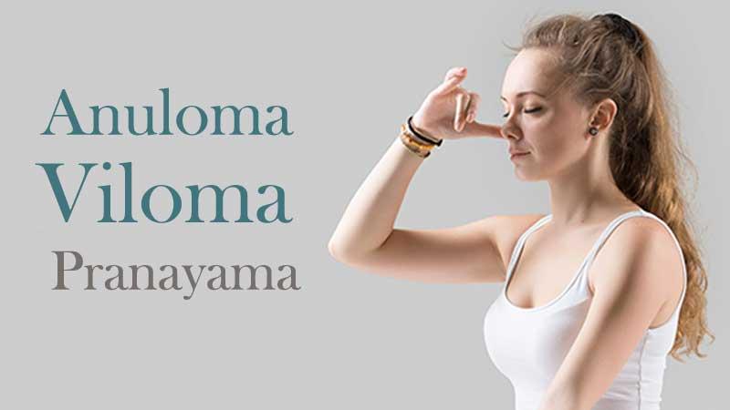Anuloma Viloma form of Pranayama